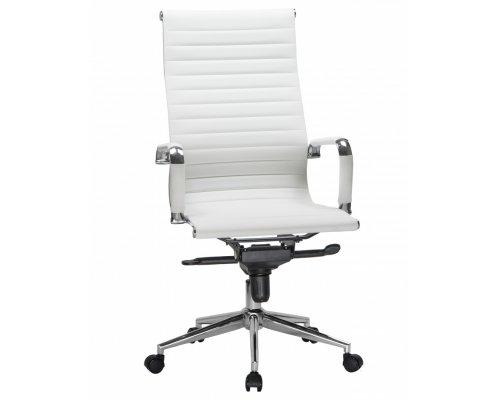 Компьютерное кресло LMR101F CLARK белое