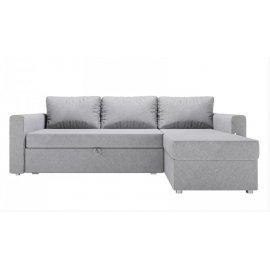 Угловой диван Бергамо (grey)