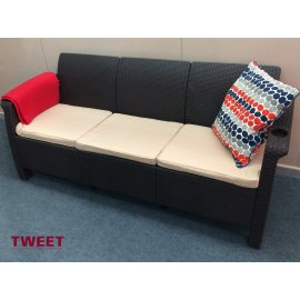 Диван TWEET Sofa 3 Seat