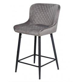 Барный стул WY-27 GREY (WY11-68)/BLACK