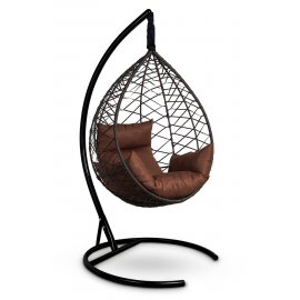 Подвесное кресло ALICANTE (коричневое)
