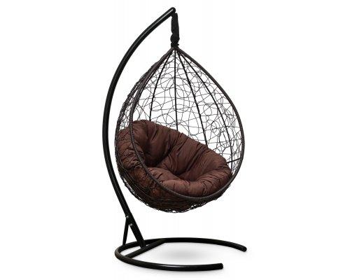 Подвесное кресло SEVILLA VERDE (коричневое)
