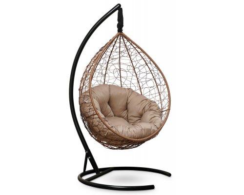 Подвесное кресло SEVILLA VERDE (горячий шоколад)