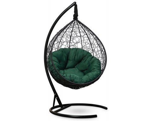 Подвесное кресло SEVILLA VERDE (черное)