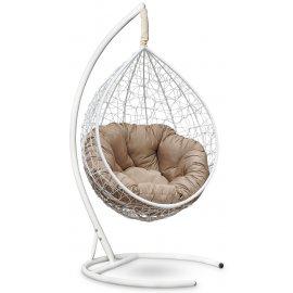 Подвесное кресло SEVILLA VERDE (белое)