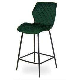 Барный стул WY-28 GREEN (WY11-107)/BLACK