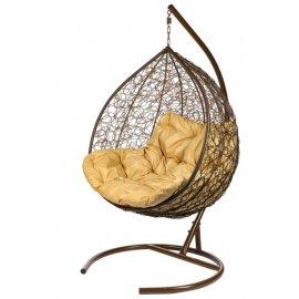 Подвесное кресло Gemini promo Brown
