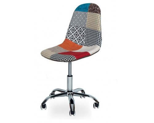 Компьютерное кресло SN-824 fabric(№3)/chrome