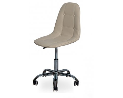 Компьютерное кресло SN-824 beige(12B)/chrome