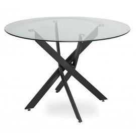 Обеденный стол LH-02 (1100) black