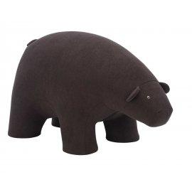 Пуф Leset Bear бурый