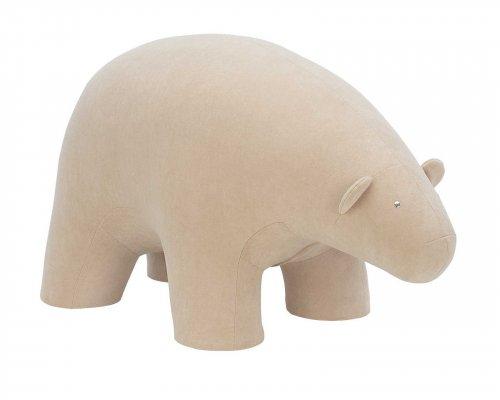 Пуф Leset Bear белый