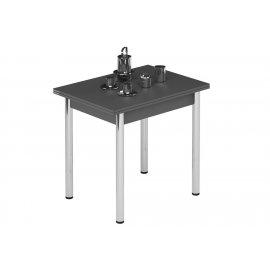 Обеденный стол Leset Лиль 1Р раскладной (антрацит)
