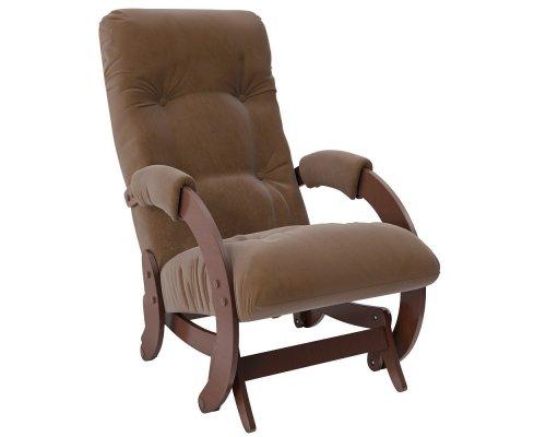 Кресло-качалка Комфорт Модель 68 гляйдер (ткань)
