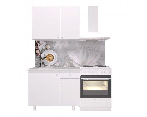 Кухня POINT 1.0 белый