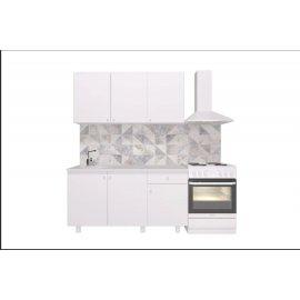 Кухня POINT 1.5 белый