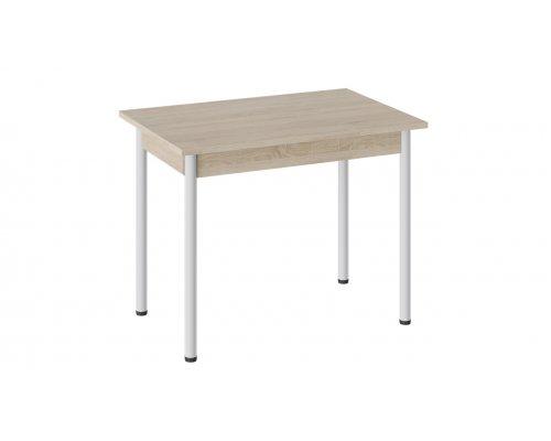 Обеденный стол Родос Тип-1 с опорой D40 (дуб сонома)