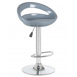 Барный стул LM-1010 серый