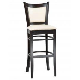 Барный стул LMU-9191 кремовый