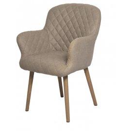 Кресло D5 Coffee (Miss 4)/Oak