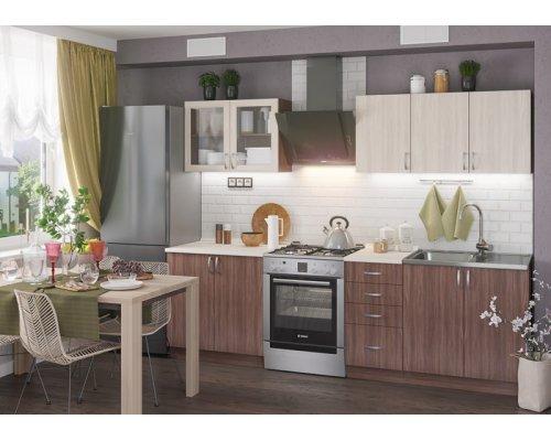 Кухня Татьяна 2.0 (ясень шимо)