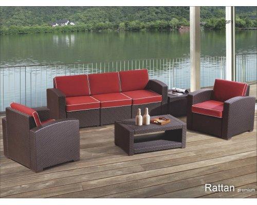 Комплект для отдыха Rattan Premium 5
