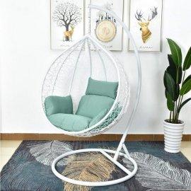 Подвесное кресло AFM-168-A-L white