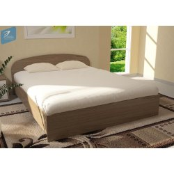 Кровать ЛДСП 1240