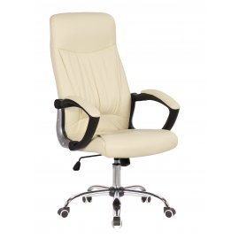 Компьютерное кресло TopChairs Tower бежевое