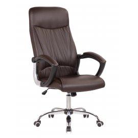 Компьютерное кресло TopChairs Tower коричневое