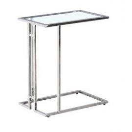 Журнальный столик Бостон (серебро)