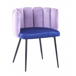 Кресло Карнавал (синее)