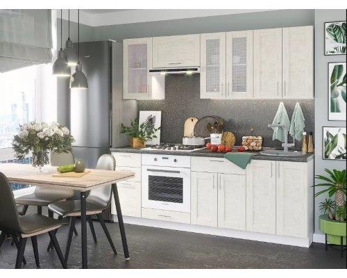 Кухня Лофт-01 (Nordic Oak)