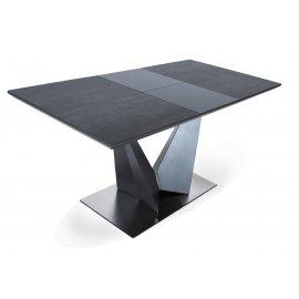 Раздвижной обеденный стол Иссак SH-110 (grey TF-002)