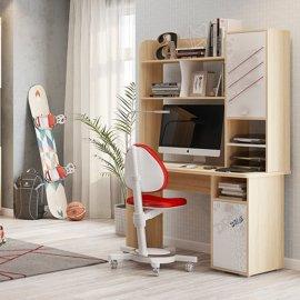 Письменный стол Энерджи с надстройкой
