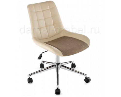 Компьютерный стул Marco beige/fabric