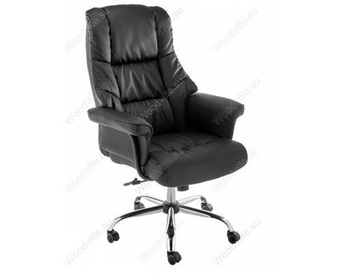 Кресло руководителя Dom черное