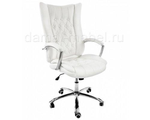 Кресло руководителя Blant белое