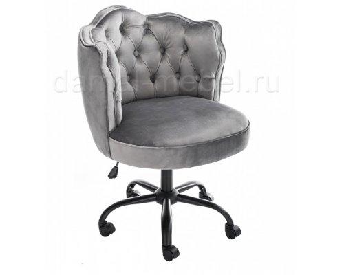 Компьютерное кресло Helen серое
