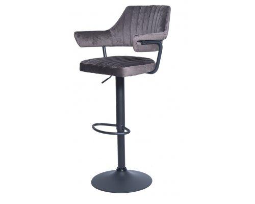 Барный стул WX-1029 Light brown (8167-18/black)