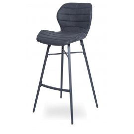 Барный стул WX-7 COWBOY (101/black)