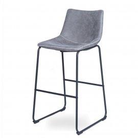 Барный стул WX-9 SMOKY (F811-51)/Black
