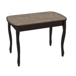Обеденный стол Экстра-1 (венге/арабика)