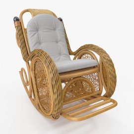 Кресло-качалка Alexa (Twist) мед