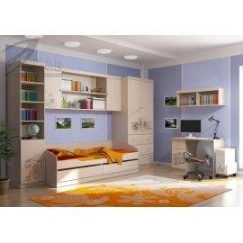 Детская комната Мийя-3 (комплектация 1)