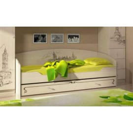 Детская кровать Мийа-3 КР-301