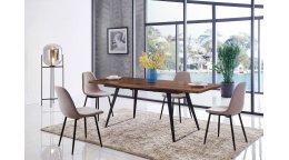 Основные преимущества красивых стульев для кухни