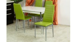 Особенности выбора зеленых стульев для интерьера