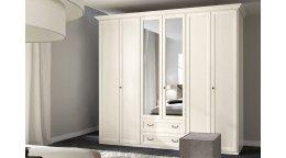 Шкаф белый распашной - лучший выбор для стильного интерьера