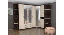 Угловой шкаф распашной - лучший выбор для идеального дизайна